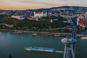 Donauschifffahrt Slowakei