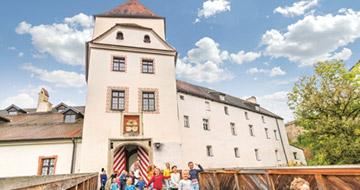 Oberhausmuseum (c) Stadt Passau