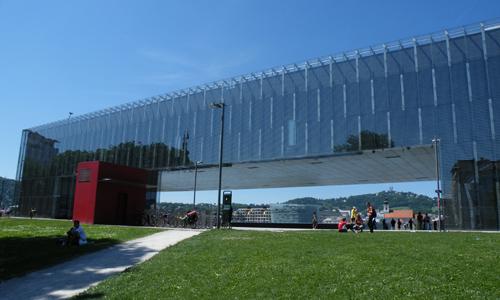 Lentos Kunstmuseum Linz(c)Gisela Gruber