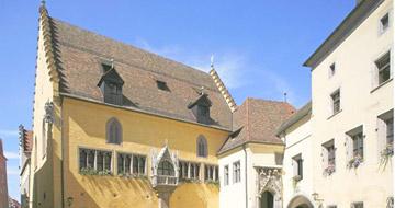 Altes Rathaus Stadt Regensburg Peter Ferstl