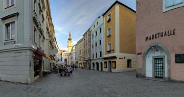 Altstadt Landhaus©linztourismus Johann Steininger