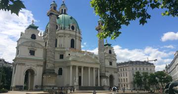 Karlskirche Wien(c)GiselaGruber