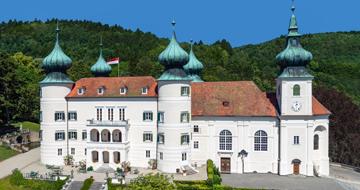 Schloss Artstetten Südseite(c) Schloss ArtstettenHaslinger