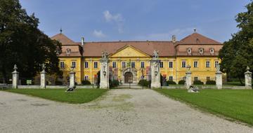 Schloss Marchegg © Donau Niederösterreich Steve Haider