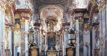 Wilhering Stiftskirche (c)www.strassederkaiserundkoenige