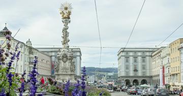 Hauptplatz Linz (c)linztourismus AlexSigalov