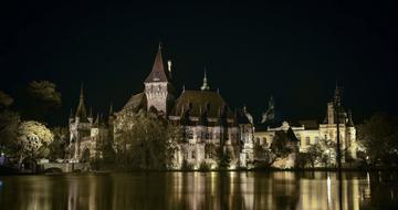 Vajdahunyad (c) Ungarisches Tourismusamt