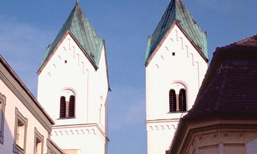 Passau Kloster Niedernburg (c) Stadt Passau