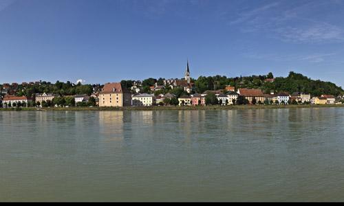 Mauthausen Panorama © Donau OÖWeissenbrunner