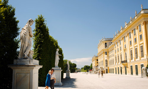 Schönbrunn (c) WienTourismusPeter Rigaud