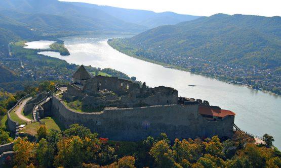 Visegrád, Burg (c) Ungarisches Tourismusamt