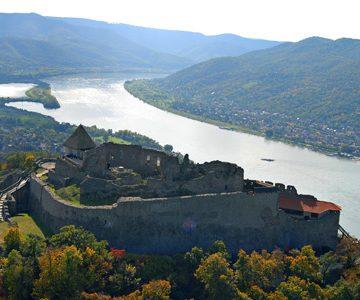 Visegrád Burg (c) Ungarisches Tourismusamt