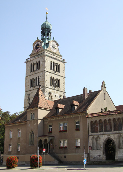 St. Emmeram (c) Regensburg Tourismus GmbH