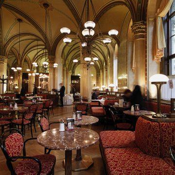 Café Central (c)WienTourismus Christian Stemper