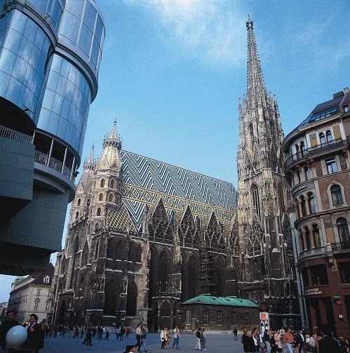 Dom St.Stephan Wien (c) ARGE Straße Der Kaiser Und Könige