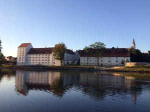 Herzogsschloss Straubing (c) Amt Für Tourismus Der Stadt Straubing