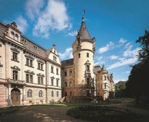 Südflügel des Schlosses Thurn&Taxis Regensburg (c)Schlossverwaltung Thurn&Taxis