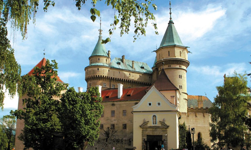 2 Schloss Bojnice (c) Slovakia