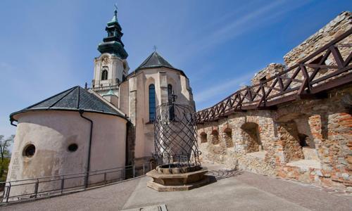 Burg Nitra (c) Slovakia