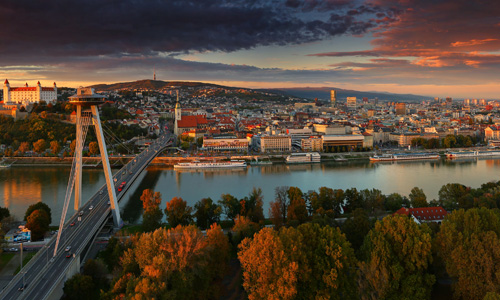 Bratislava Petrzalka Pohlad