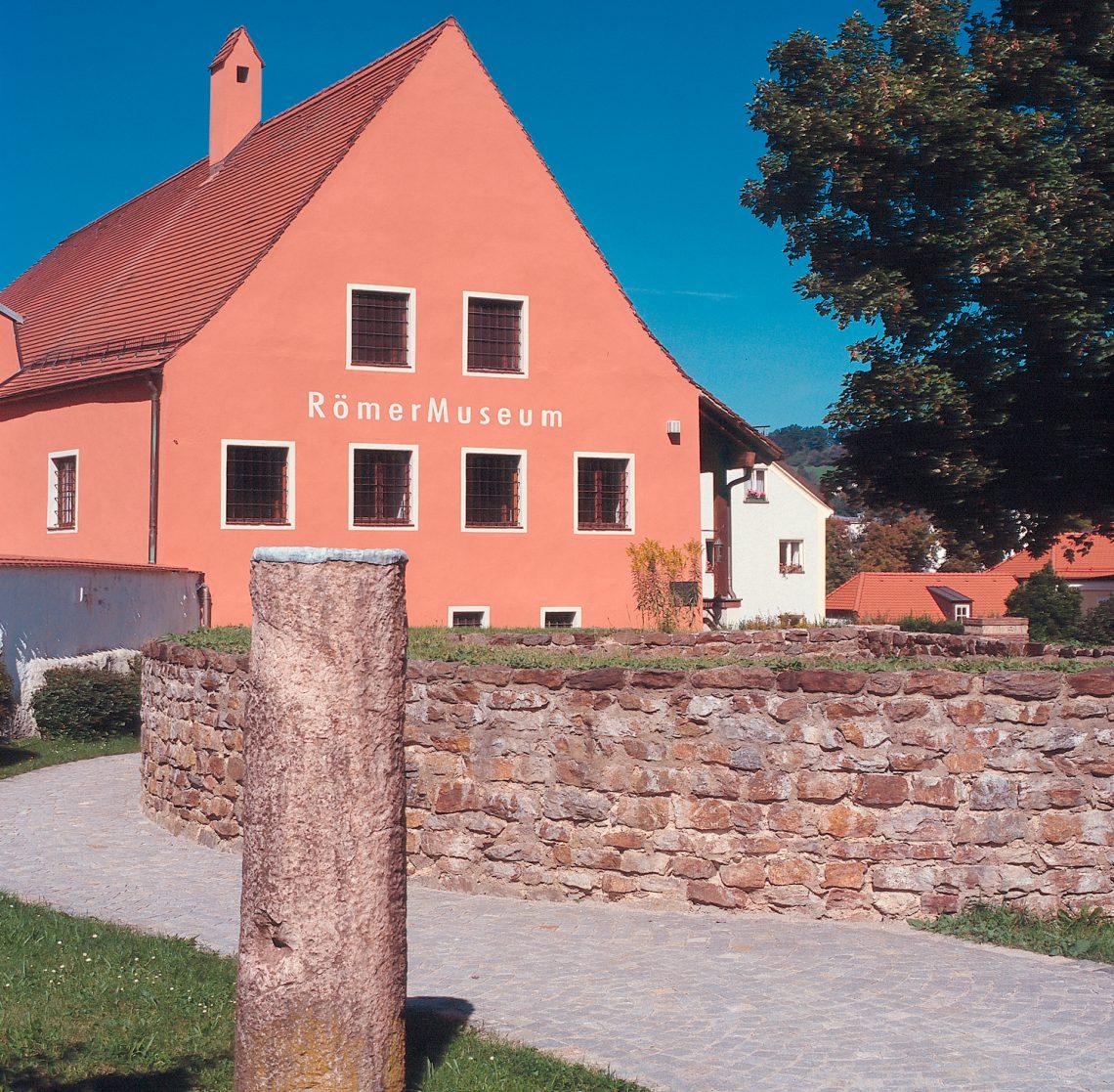 171 Römermuseum PT (c) Stadt Passau