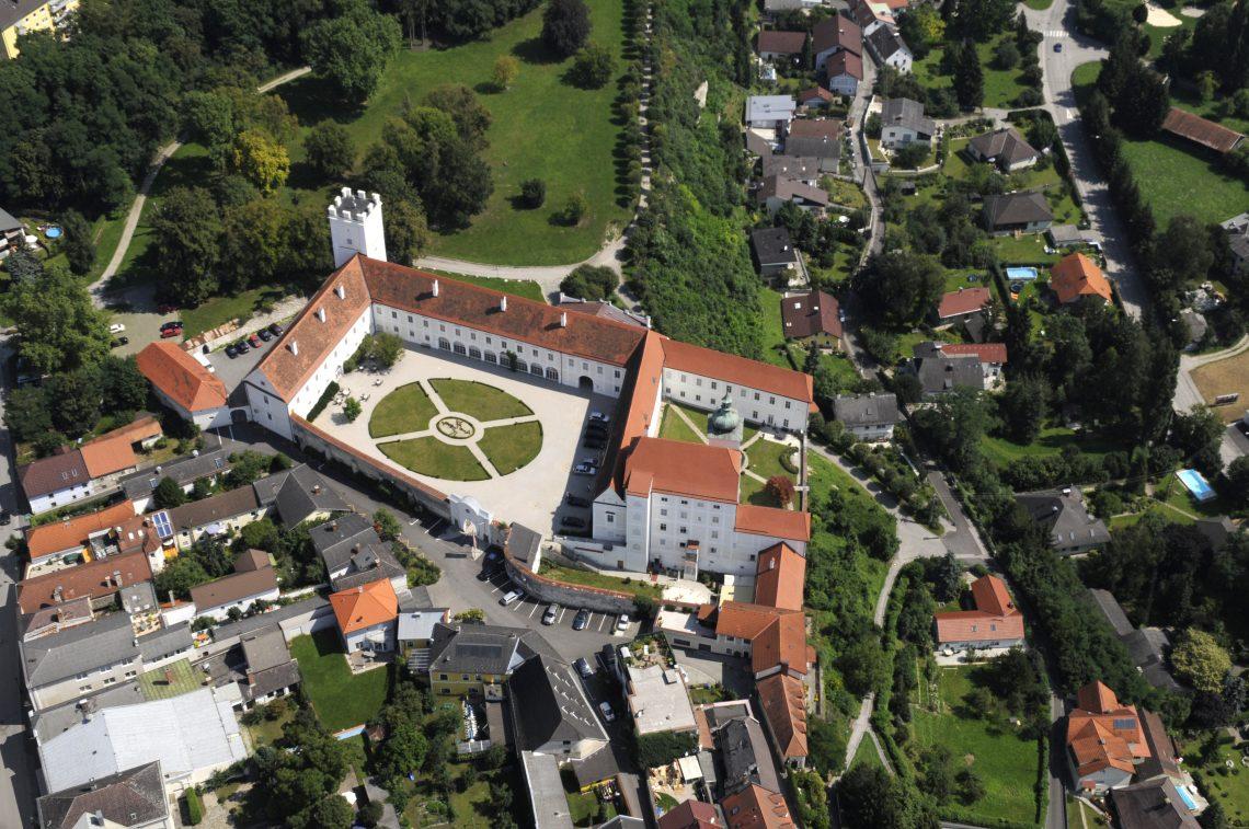 Schloss Ennsegg (c) WGD Donau Oberösterreich Tourismus GmbH Lindorfer