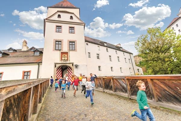 Veste Oberhaus Oberhausmuseum (c) Stadt Passau