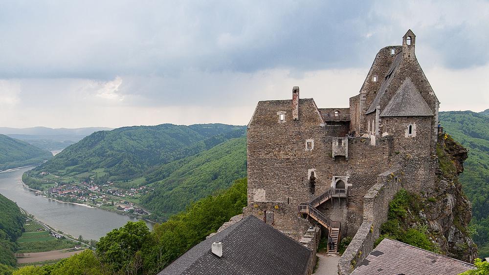 Ruine Aggstein Kranzmayr 3026f47ff0