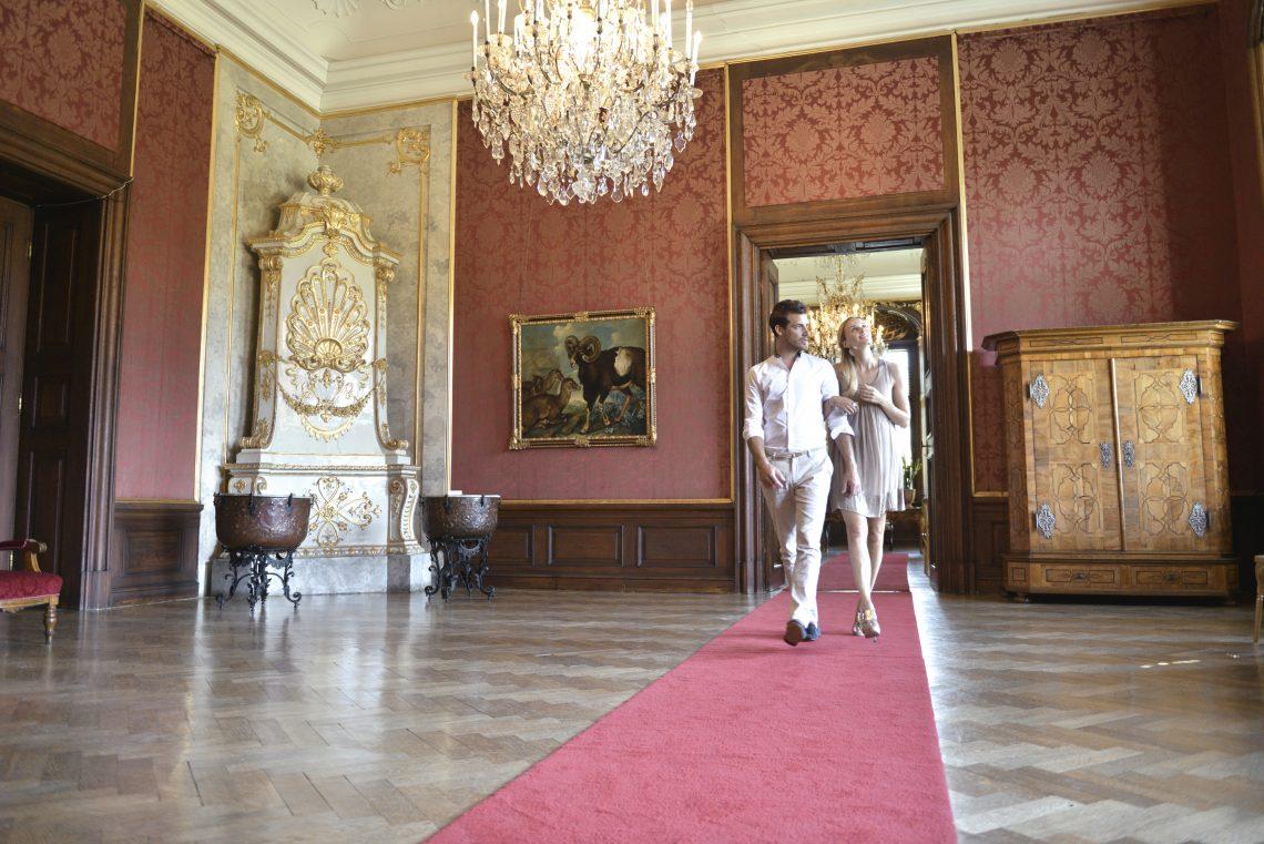 Schloss Eckartsau (c) Donau Niederösterreich Steve Haider V2