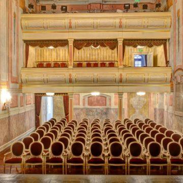 Barokk Színház Schloss Gödöllő