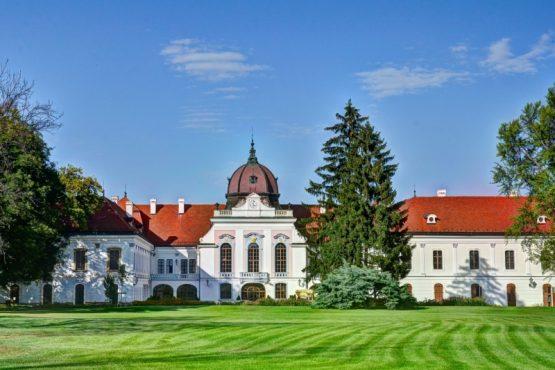 GKK Parkból Schloss Gödöllő