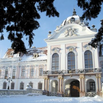 Téli Kastély Schloss Gödöllő