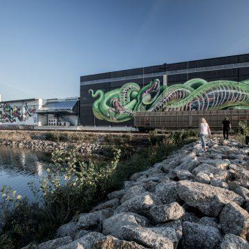 Mural Harbour © Robert Maybach