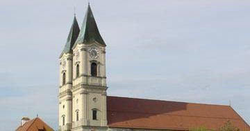 Kloster Niederalteich © Deggendorf