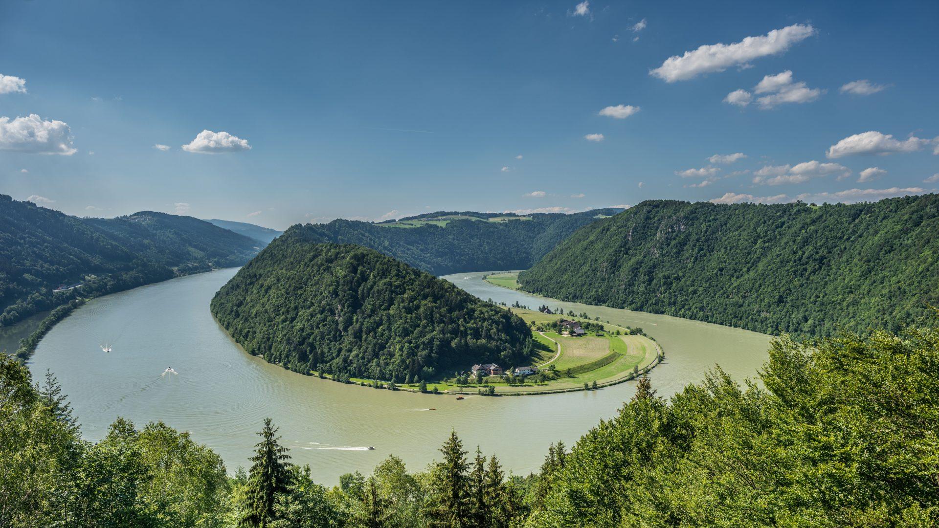 Schlögen Donau