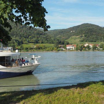 Flusskreuzfahrt Wachau © Angelika Mandler-Saul
