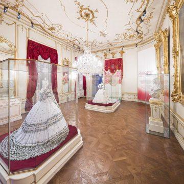 Sisi Museum - Elisabeth´s Kleid